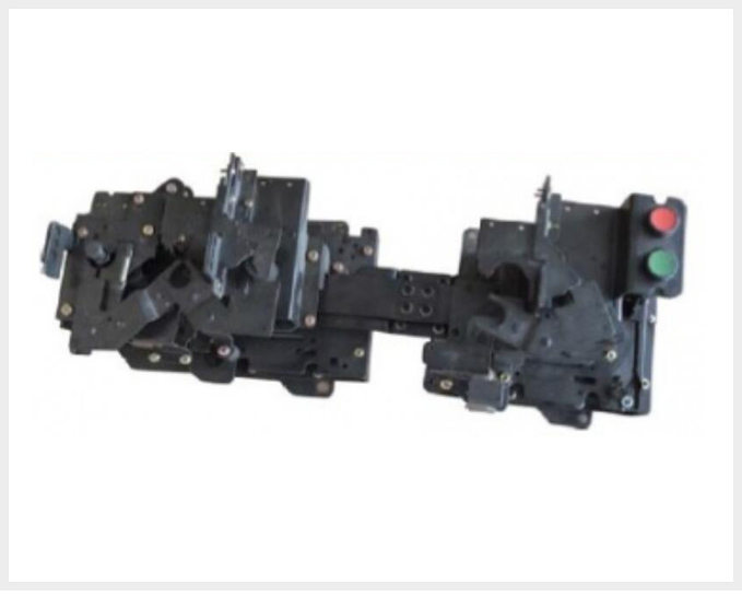 GIS circuit breakers manually mechanism and disconnector's manually mechanism MKDJ-014